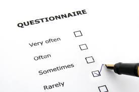 logo questionnaire